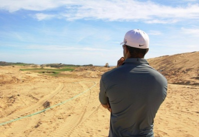 Tiger Woods hopes to construct one of the top courses in the nation in Bluejack National. Construction is set to begin this summer with completion planned for summer 2015.