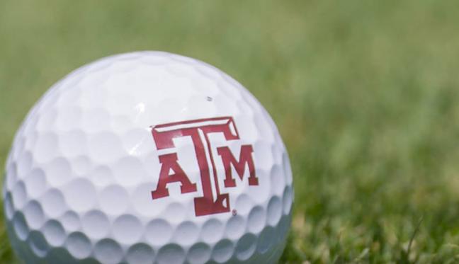 A&M golf