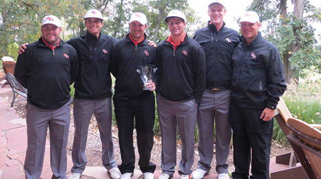 Bearkats win Wisconsin Badger Invitational
